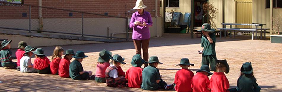 オーストラリア小学校留学